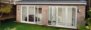 Bi-Folding Doors Derbyshire & Staffordshire