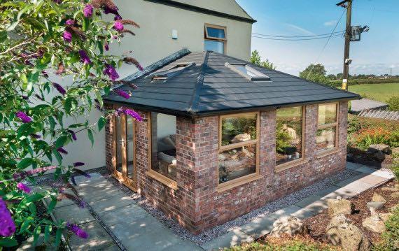 Conservatory Roof Upgrade Nottingham Derby