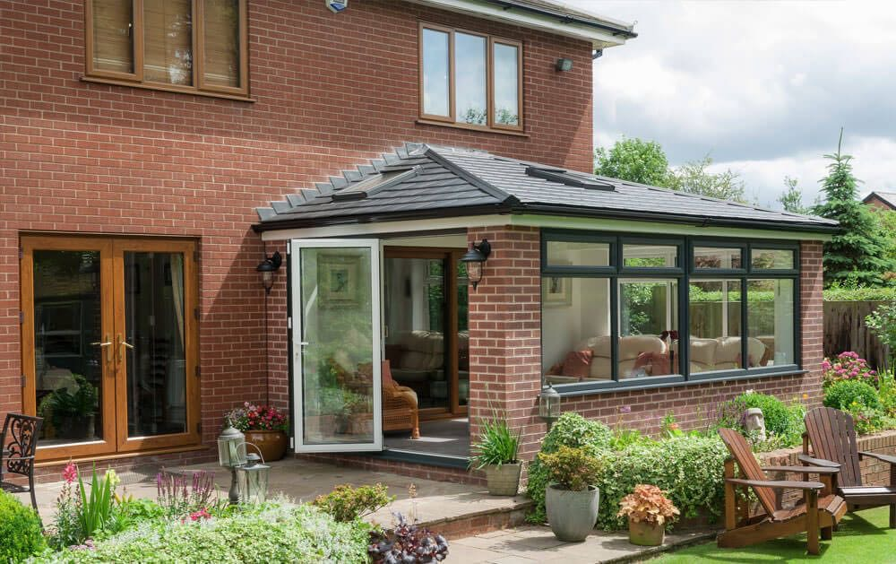 Conservatory Roofs Nottingham Derby