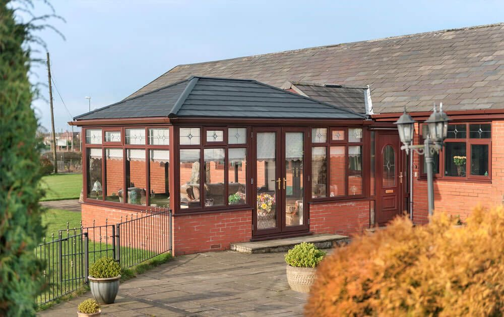 Warm Roof Conservatory Roofs Nottingham Derby
