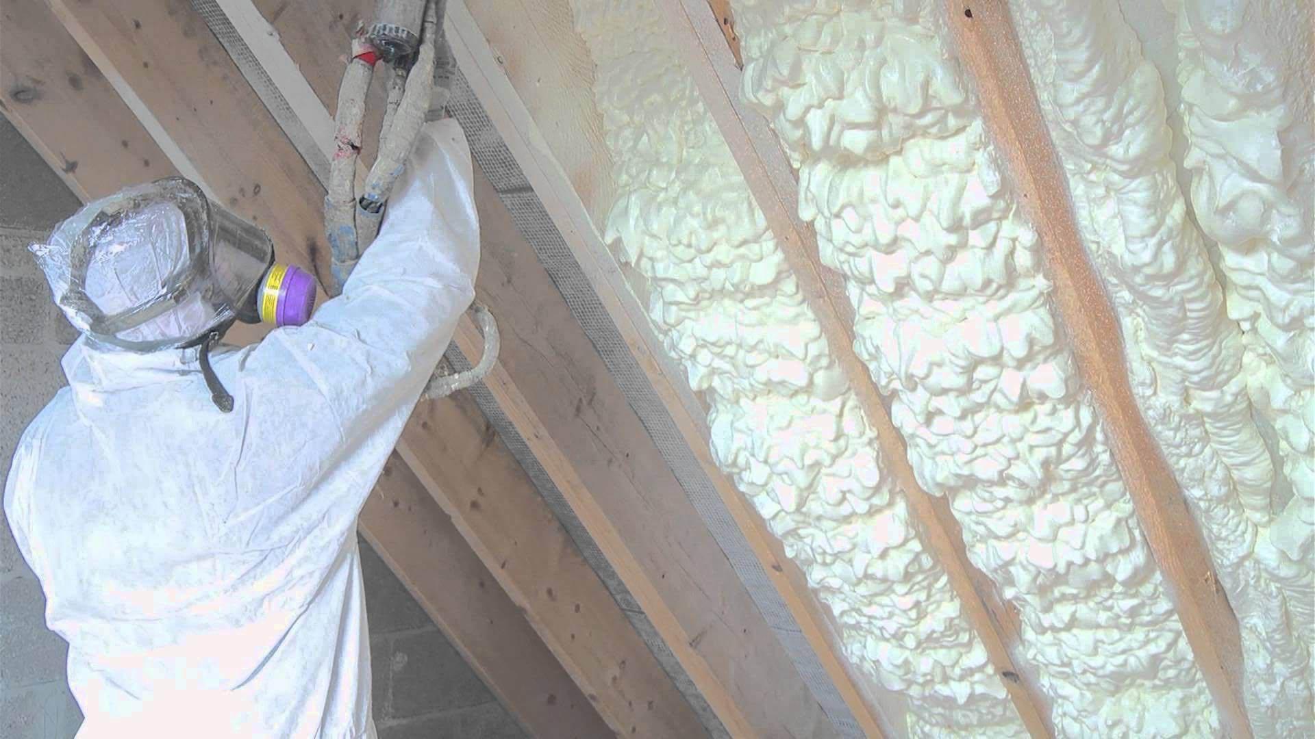 Icynene Sales Spray Foam Insulation From Carrington